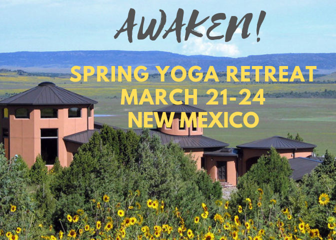 Spring Equinox 2019 Yoga & Meditation Retreat