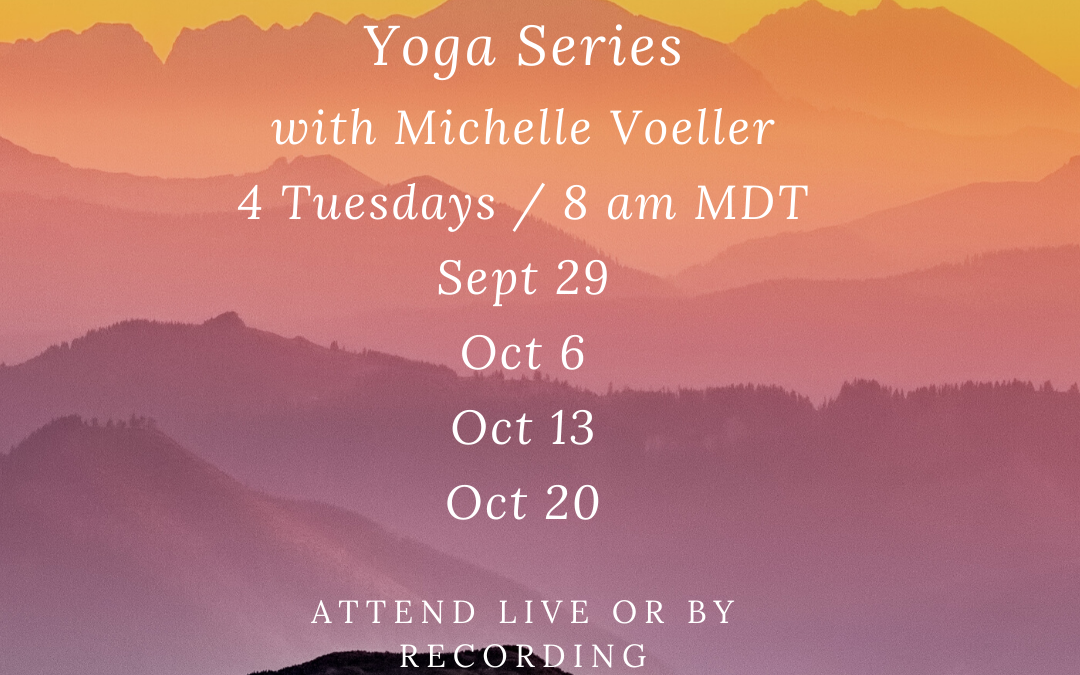 Bright Morning Yoga Series