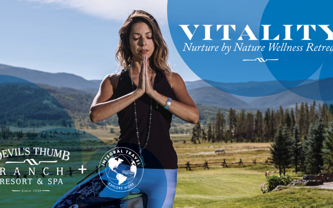 VITALITY: NURTURE BY NATURE WELLNESS RETREAT