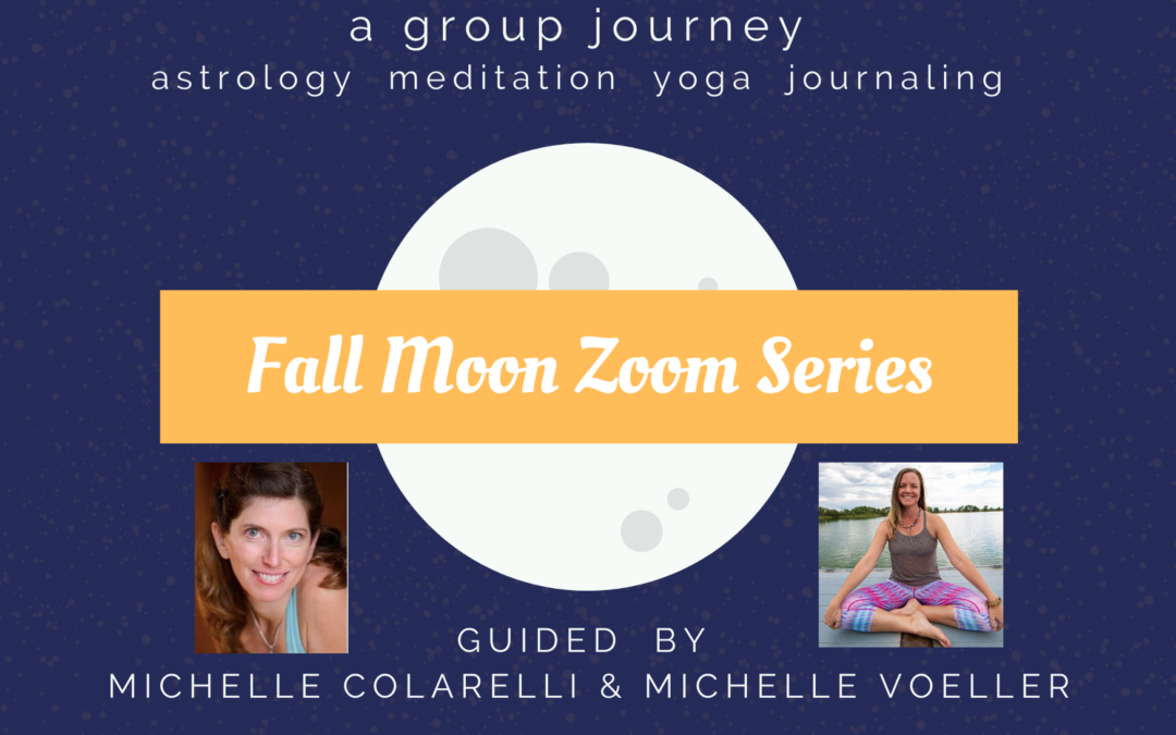 Fall Moon Zoom Series