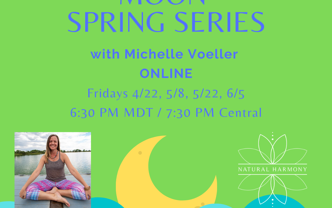 Guided by the Moon Online Spring Series